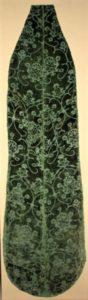 Circa 1450 Florence silk and velvet textile.